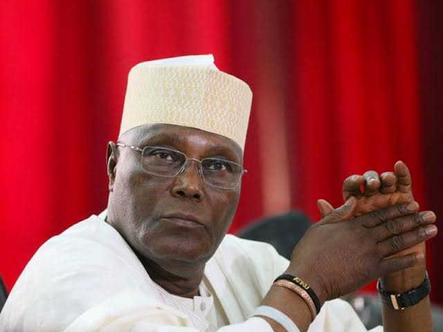 Atiku distances self from Presidential campaign posters