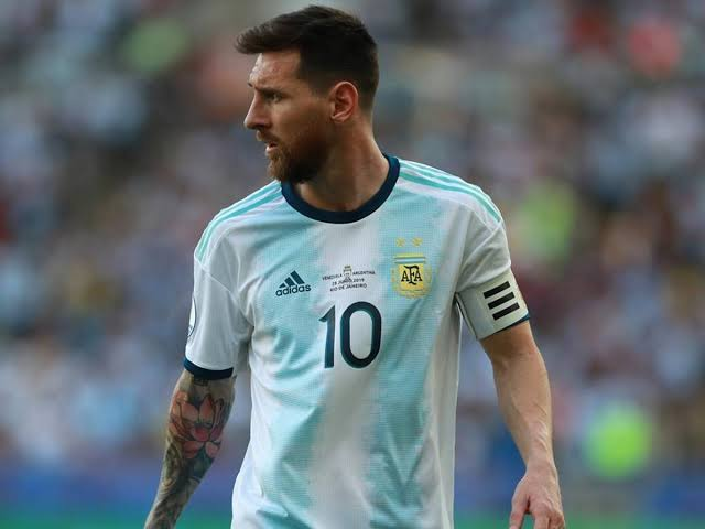 Messi leads Argentina to victory over Ecuador in WC qualifiers