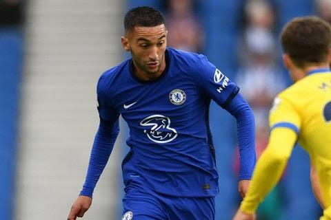 Chelsea vs Burnley: Ziyech masterclass sinks Clarets
