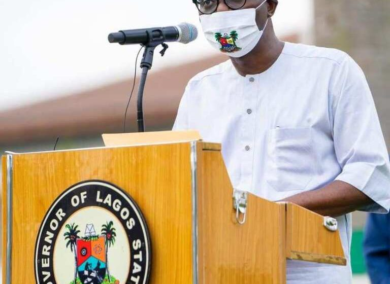 Rebuilding Lagos will cost N1trn- Sanwo-Olu