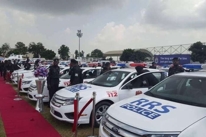 Lagos trains 330 RRS officials life saving skills