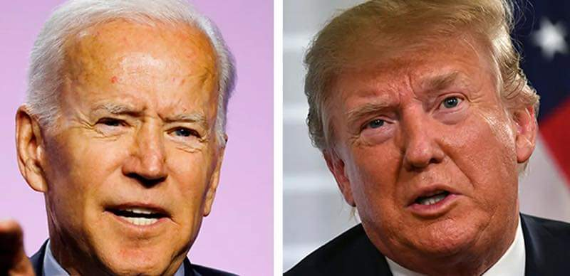US Decides: What Trump, Biden said In final campaign
