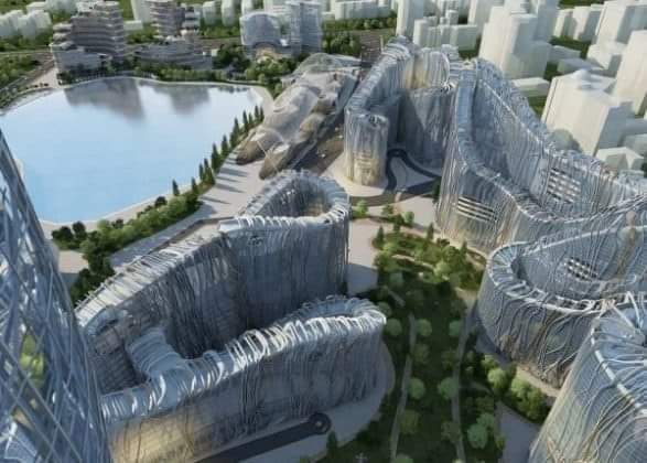 Akon launches $6billion futuristic city in Senegal