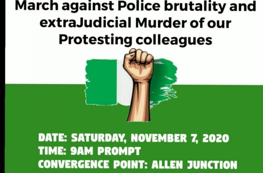 Loading: Another #ENDSARS protest brewing up in Lagos