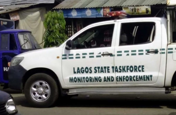 Taskforce Arrest DSP, Others For Illegal Collection Of Money From traffic offenders