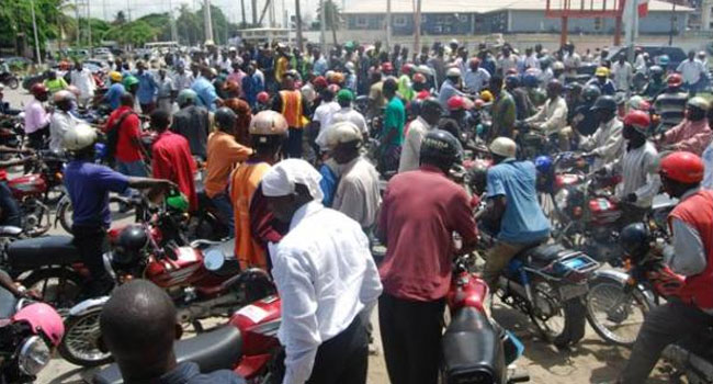 Okada Ban: Lagos Govt Reads Riot Act To Motorcyle, tricycle Operators