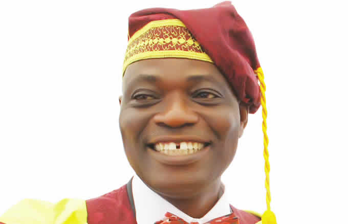 Ogundipe reinstated as UNILAG VC