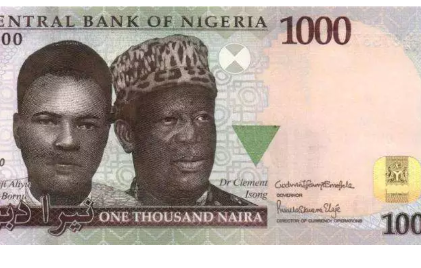 CBN Opposes Removal of Arabic From Naira Notes