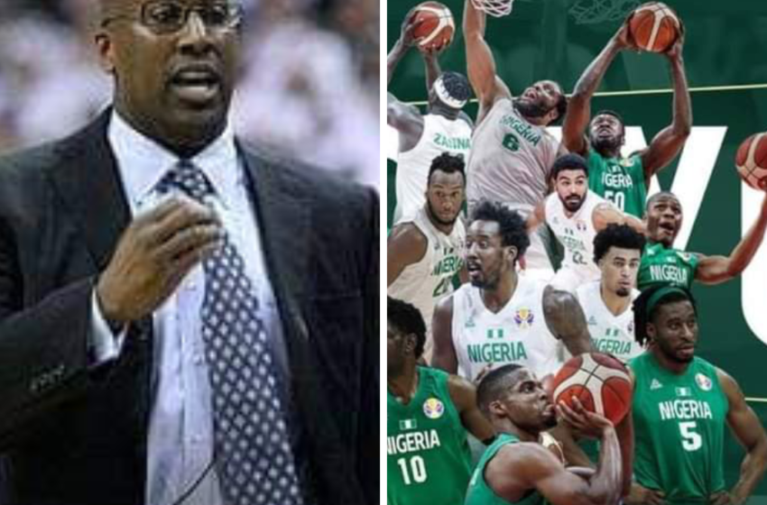 AfroBasket 2021 Qualifiers: D'Tigers' American Coach Arrives Kigali As Team Begins Camping