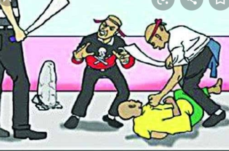 5 High School Cultists arraigned for attacking colleague with