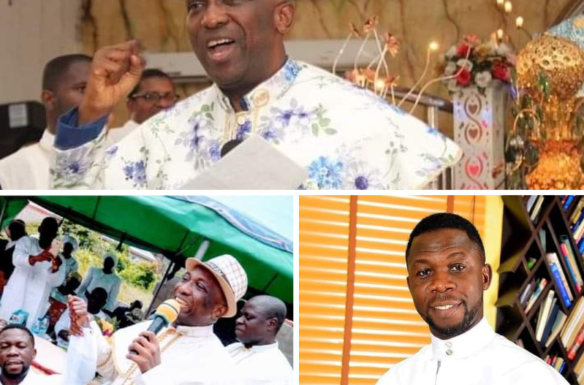 """""""Be courageous, I am with you in Prayers"""" -Primate Ayodele tells jailed CCC Prophet, Dele Ogundipe"""