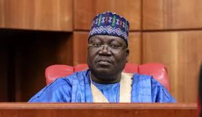 "Lawan urges Nigerians to vote out senators in 2023 ""if they don't like their faces"""