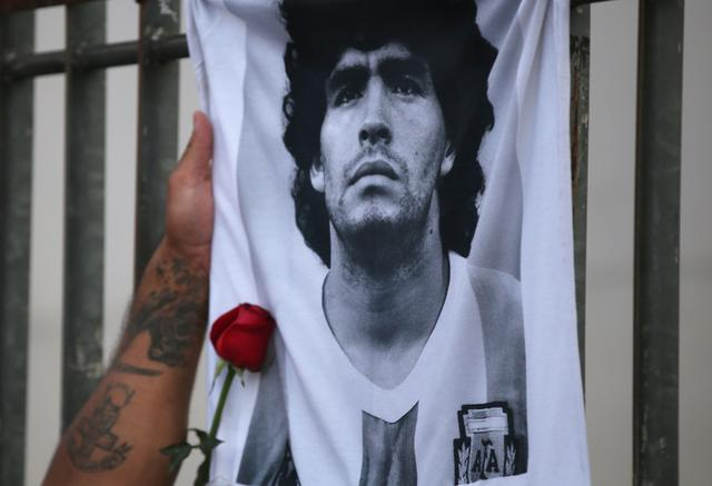 Football icon Maradona laid to rest in Buenos Aires