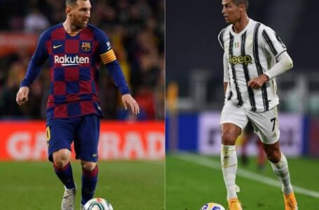 Ronaldo ties Messi UCL record in Juventus win