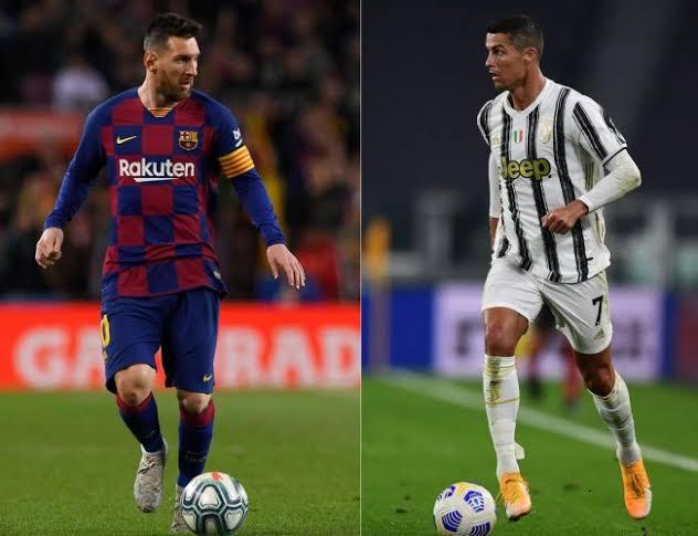 Ronaldo ties Messi UCL record in Juventus win