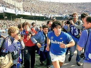 Napoli to rename stadium in honour of Diego Maradona
