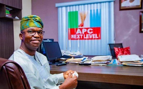 APC's Tokunbo Abiru Wins Lagos East Senatorial Bye-Election