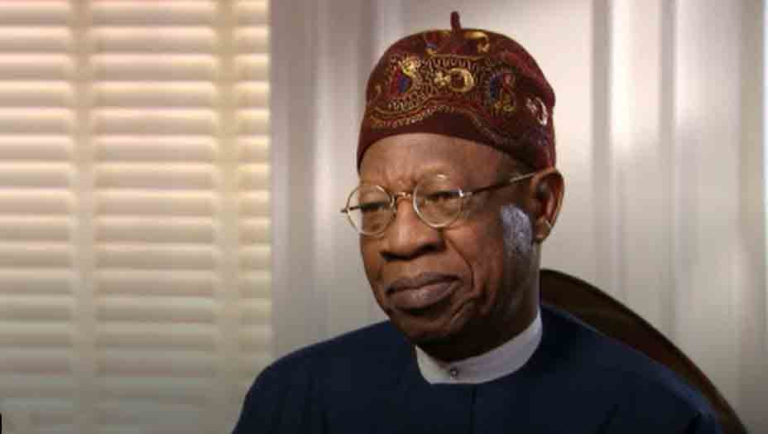 Rich countries prevent poor ones from assessing COVID-19 vaccine– Lai Mohammed