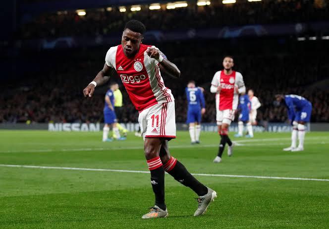 Ajax footballer arrested on allegations of stabbing man