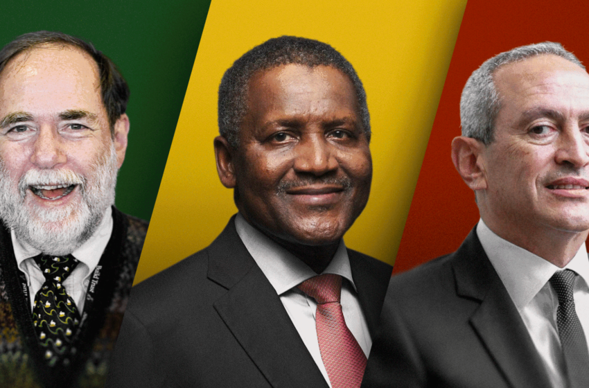 Africa Forbes' Billionaires: Dangote tops list, Alakija drops off