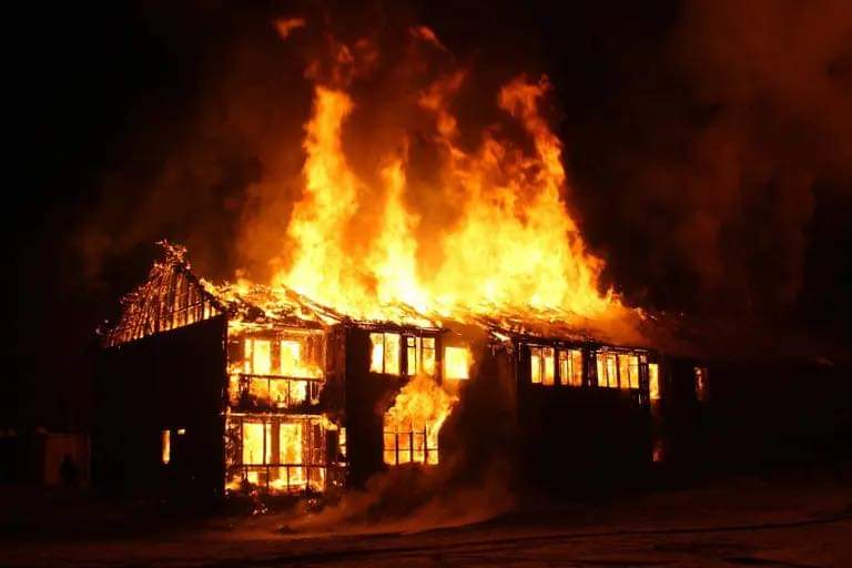 62 shops affected in Lagos market inferno