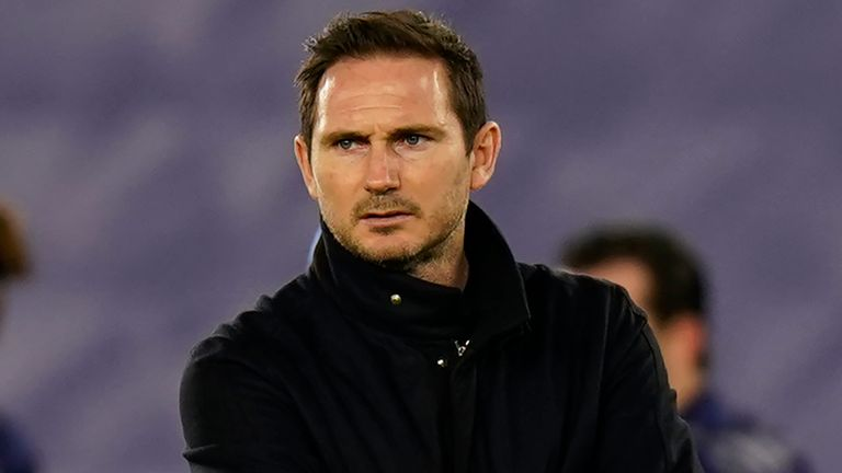 Chelsea to continue paying Frank Lampard until end of season