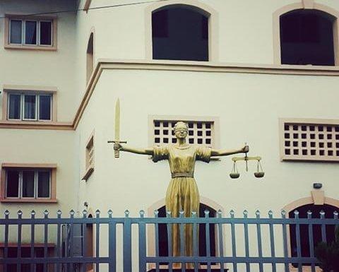 SANWO-OLU swears in two high court judges