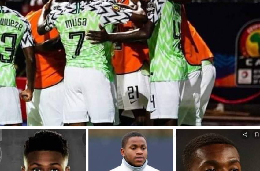 Fulham's Ademola Lookman tops, as FIFA clears 8 new players for Super Eagles