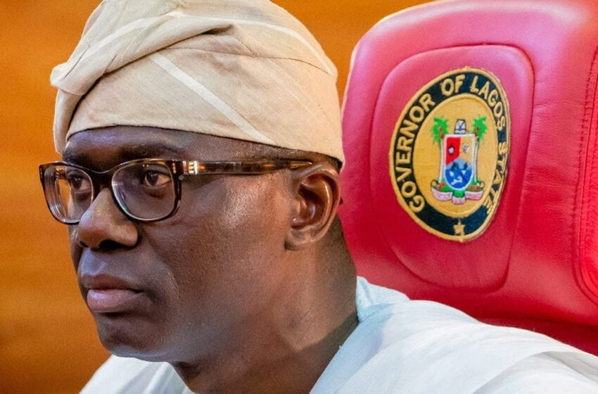 Sanwo-Olu says Lagos emerged 2020 stronger and better despite challenges