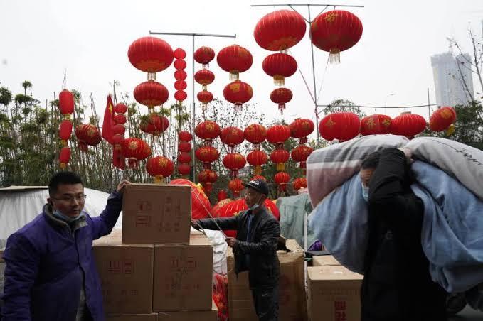 Covid-19: Wuhan marks lockdown anniversary