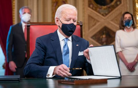 Biden wants Afghan exit to end US global military operations