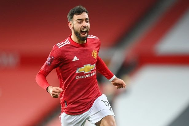 Bruno Fernandes plans on spending many years at Manchester United