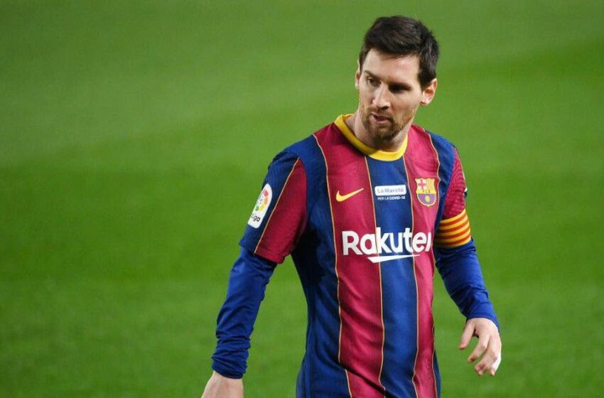 Lionel Messi & Barcelona to take legal actions after $673m contract leak