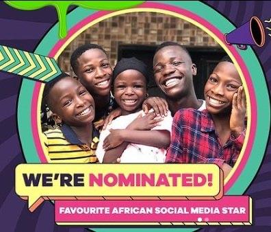 Ikorodu Bois gets Nickelodeon Kids' Choice Award's nomination