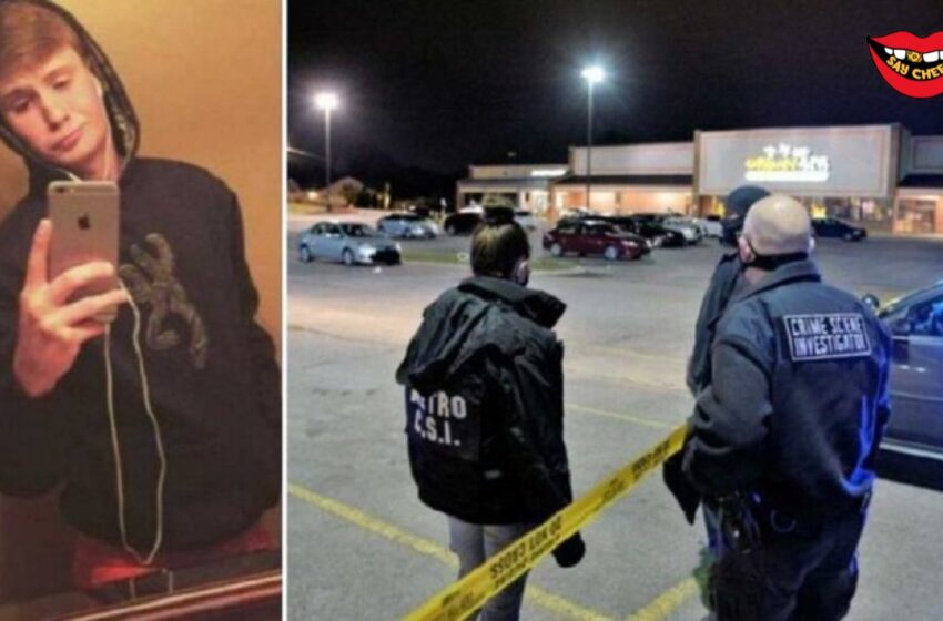 20year old shot dead while filming robbery prank for YouTube