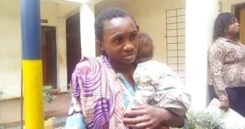 Police Arrest Woman who Tries To Sell Her Baby For ₦40,000