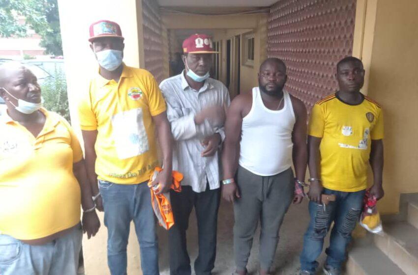 Obanlende crisis: Police restore normalcy, arrest six