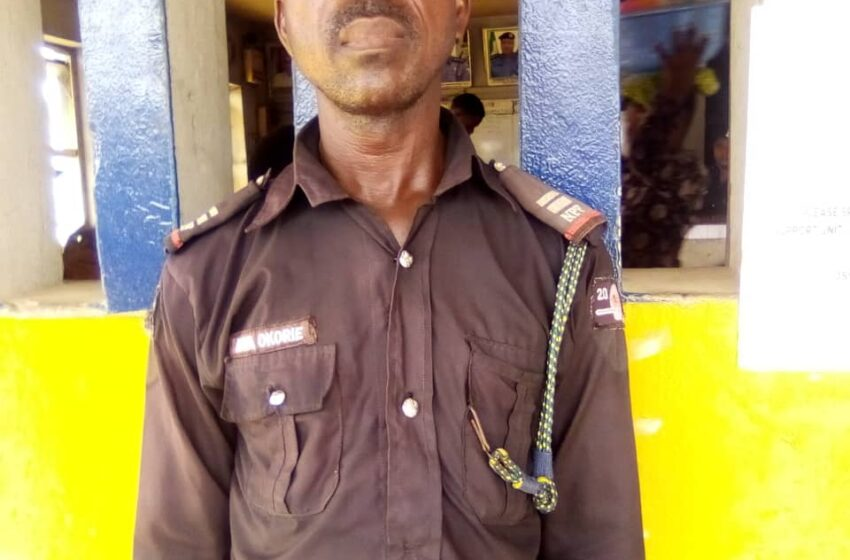 Fake Inspector, Soldier arrested in Lagos