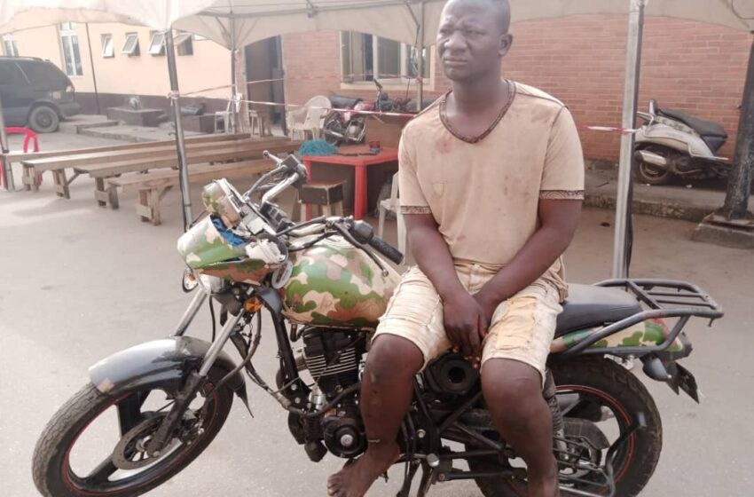 Fake soldier sentenced to 6 weeks imprisonment in Lagos