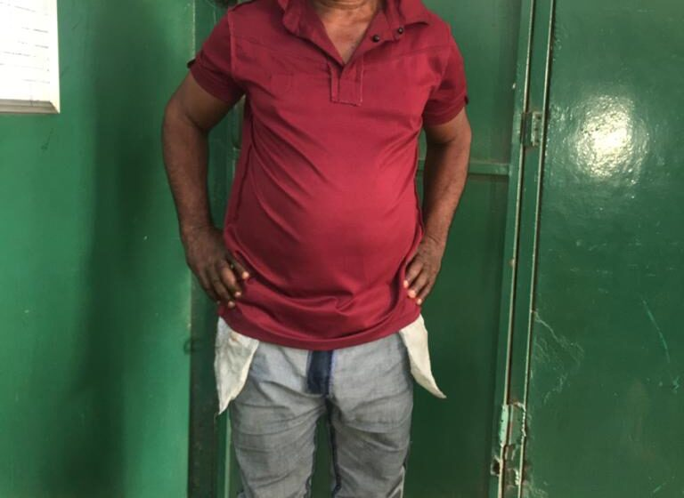 53 yrs old man in police net for allegedly stabbing neighbour to death