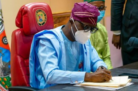 APC Governors commend Sanwo-Olu on security
