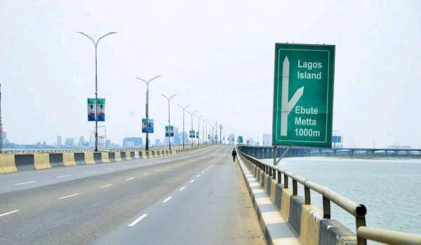 Breaking: FG reopens Third Mainland Bridge