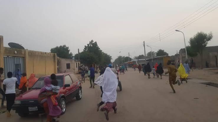 Rocket attack on Maiduguri kills 13, 40 injured