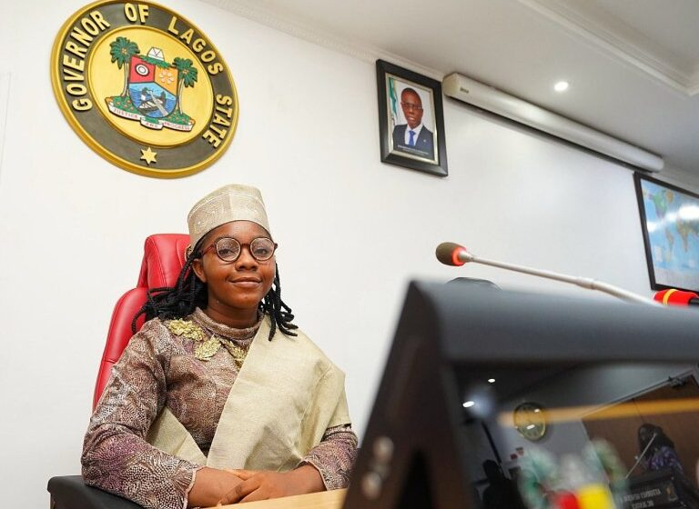 Sanwo-Olu receives One-Day Governor