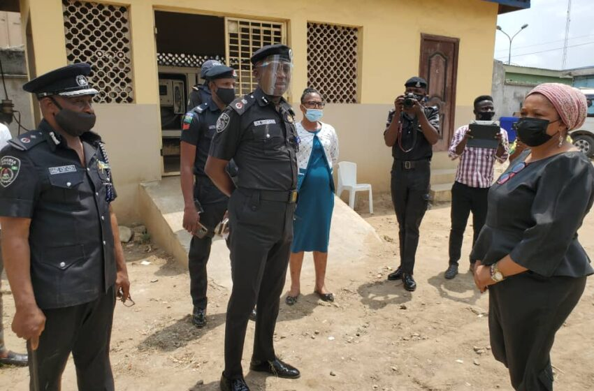 Lagos Police Command pledges to guard Covid-19 vaccines