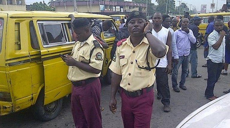 Commercial bus driver kills LASTMA Officer