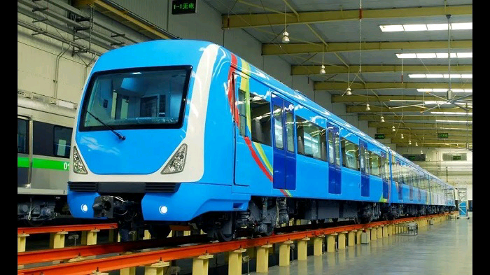 Lagos Rail Mass Transit to be operational by 2022