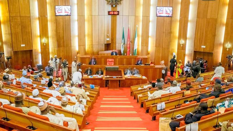 Senate receives Buhari's request to confirm Human Rights Commission Chairman, Members