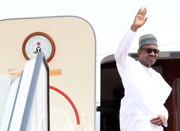 Buhari goes to London for medical checkup Tuesday