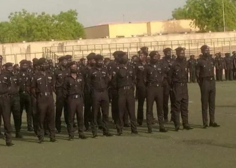 Community Policing: Kano trains 704 constabularies